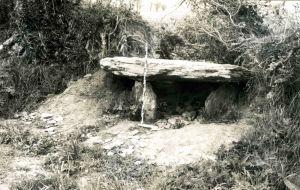 Dolmen de Pendreau, Lennon