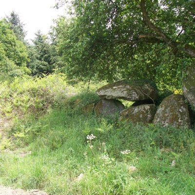 Park Kerdic, Saint-Connan