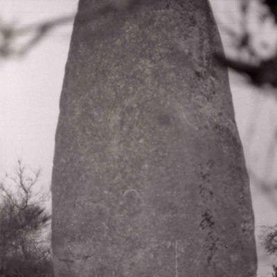 Glomel, Menhir du Bourg