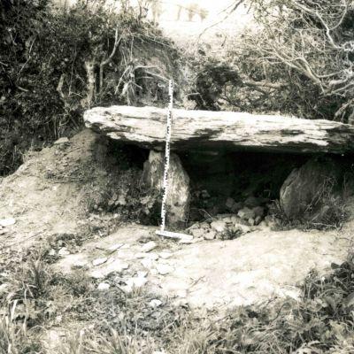 Dolmen de Pendreau