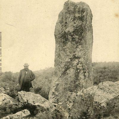 Menhir de Toch ar Lin
