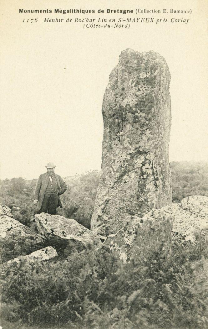 Roc'h ar Lein, Archives Départementales des Côtes d'Armor, 16 FI 5694